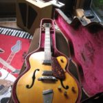 Late 1940's Vintage Gretch Archtop in for some TLC