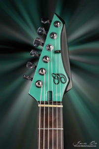 Rocket 88 Custom, Gerhards Guitarworks