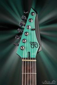 Rocket 88 Custom, Gerhards Guitarworks