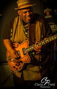 Slam Allen Plays Gerhards Guitars