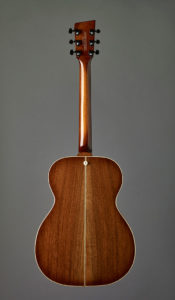 Gloss Finish, Walnut Burst