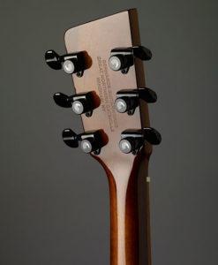 Spanish Cedar Neck, Pao Ferro Fretboard