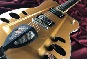 Soloflight Archtop Guitar by Gerhards Guitarworks