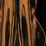 Natural Ebony, Veillette Guitars