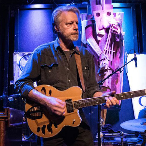 "Robert ""Cue"" Gerhards, Gerhards Guitarworks"